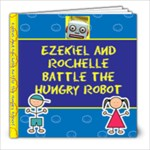 robot - 8x8 Photo Book (20 pages)