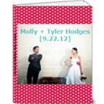 MomWeddingAlbum - 9x12 Deluxe Photo Book (20 pages)
