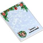 Christmas Large Memo pad - Large Memo Pads
