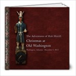 Old Washington 8x8 Book - 8x8 Photo Book (20 pages)