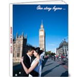Pre-wedding 9x12 - 9x12 Deluxe Photo Book (20 pages)