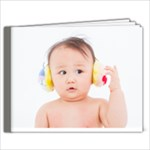 Leslie Photo Book - 7x5 Photo Book (20 pages)