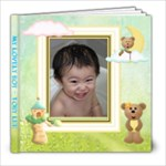 Hei Hei  - 8x8 Photo Book (20 pages)