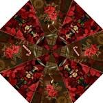 Christmas Umbrella - Hook Handle Umbrella (Large)
