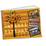 Holiday Book 2012 - 7x5 Deluxe Photo Book (20 pages)