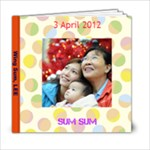 sum sum - 6x6 Photo Book (20 pages)