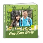 Love Photo - 6x6 Photo Book (20 pages)