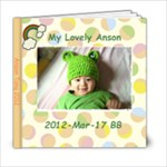 Anson (1) - 6x6 Photo Book (20 pages)