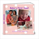 Bobo 6x6 - 6x6 Photo Book (20 pages)