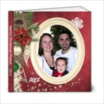 Camy s First Christmas Photos - 6x6 Photo Book (20 pages)