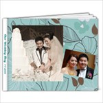 Wedding 7x5 - 7x5 Photo Book (20 pages)