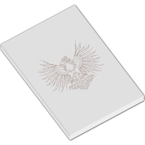 Eagle By Divad Brown   Large Memo Pads   Kt3quu1la0pa   Www Artscow Com