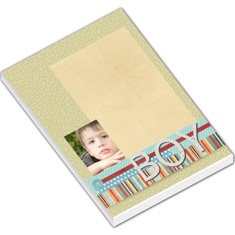 Kids  Bo By Jacob   Large Memo Pads   Kk4snwl0438x   Www Artscow Com