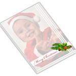 merry christmas - Large Memo Pads