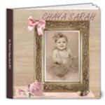 8x8 Deluxe Photo Book (20 pages)