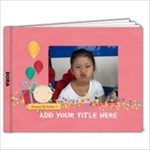 DORA - 7x5 Photo Book (20 pages)