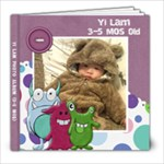 Yi Lam 3  - 8x8 Photo Book (20 pages)