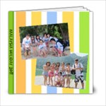 malaysia - 6x6 Photo Book (20 pages)