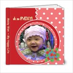 pat - 6x6 Photo Book (20 pages)