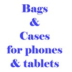 BAGS & PHONE/TABLET CASES & ACCESSORIES