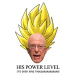 Super Bernie - Over Nine Thousand