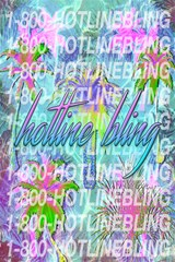 drake 800 hotline bling