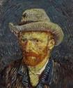 Self Grey Hat Van Gogh