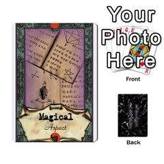 Jack In The Dark Of The Night 4 By Peter Cobcroft   Playing Cards 54 Designs   Wdhdms1r3rtq   Www Artscow Com Front - SpadeJ