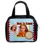 back to school - Classic Handbag (Two Sides)