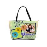 family - Classic Shoulder Handbag