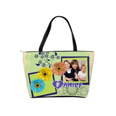 Family By Joely   Classic Shoulder Handbag   G53b9q94x3h4   Www Artscow Com Back