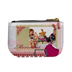 Kids, Love Flower By Betty   Mini Coin Purse   9hn0v1gq90ee   Www Artscow Com Back