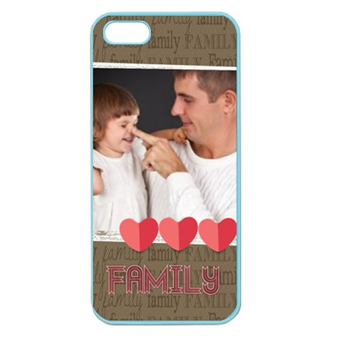 Kids, Fun, Child, Play, Happy, Fathers Day By Jo Jo   Apple Seamless Iphone 5 Case (color)   Ubkupzpmzg6i   Www Artscow Com Front