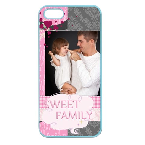 Kids, Fun, Child, Play, Happy By Jo Jo   Apple Seamless Iphone 5 Case (color)   Lyck1wglxx3s   Www Artscow Com Front
