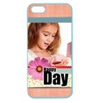 love of kids - Apple Seamless iPhone 5 Case (Color)