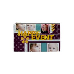 Kids By Mac Book   Cosmetic Bag (small)   X1k6xmtg07eo   Www Artscow Com Front
