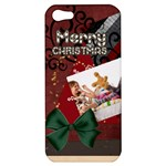 happy holiday, kids, play, fun - Apple iPhone 5 Hardshell Case