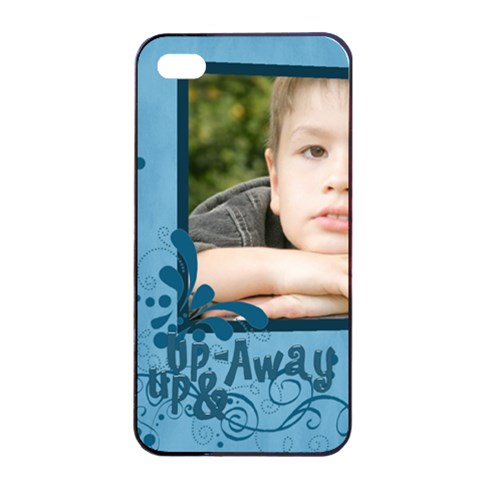 Kids By Jacob   Apple Iphone 4/4s Seamless Case (black)   7f2c01wgubfy   Www Artscow Com Front