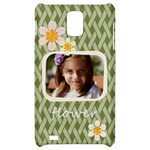 flower , kids, happy, fun, green - Samsung Infuse 4G Hardshell Case