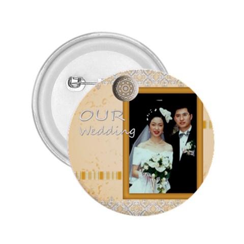 Kc Maria By Lee Suk Ling   2 25  Button   S9k0kpm9op4d   Www Artscow Com Front