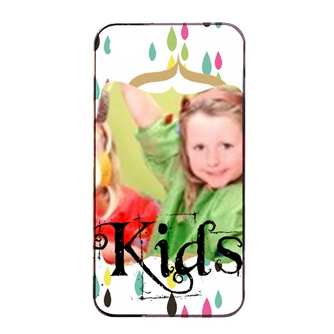 Kids, Happy, Fun, Play, Family By Mac Book   Apple Iphone 4/4s Seamless Case (black)   Viibwl7s3104   Www Artscow Com Front