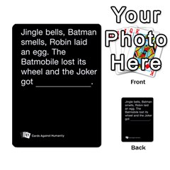 Cards Against Humanity E1 1 By Erik   Multi Purpose Cards (rectangle)   4ady8l0m54a8   Www Artscow Com Front 15