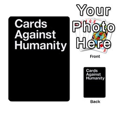 Cards Against Humanity E1 1 By Erik   Multi Purpose Cards (rectangle)   4ady8l0m54a8   Www Artscow Com Back 21