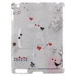 Apple Ipad 2 Hardshell Case Love - Apple iPad 2 Hardshell Case (Compatible with Smart Cover)