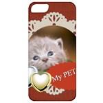 pet - Apple iPhone 5 Classic Hardshell Case