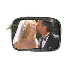 Handbag Wedding Kiss   Copy Ultra Compact Camera Case by tammystotesandtreasures