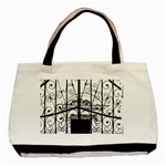 the gate - Basic Tote Bag