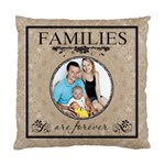 Family Cushion Case (1 Sided) - Standard Cushion Case (One Side)