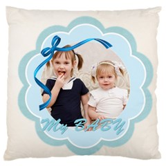 Love, Kids, Memory, Happy, Fun  By Joely   Large Cushion Case (two Sides)   Isxiq9mer969   Www Artscow Com Back