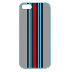 Martini No Logo Gray Apple Seamless Iphone 5 Case (color) by PocketRacers